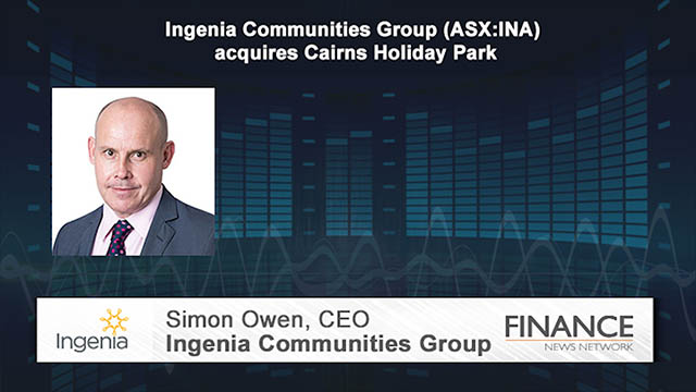 Ingenia talks acquisition of Cairns Coconut Holiday Resort