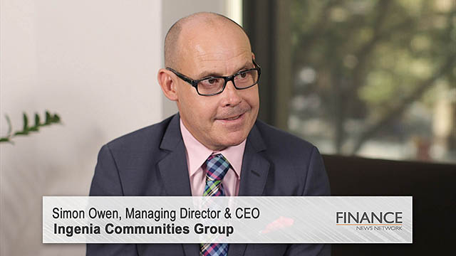 Ingenia Communities Group (ASX:INA) talks 1H17 results and outlook