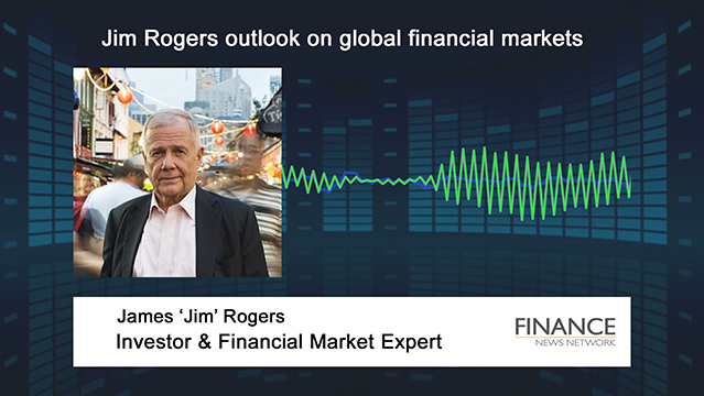 Jim Rogers: Brace for your biggest bear market and invest in agriculture