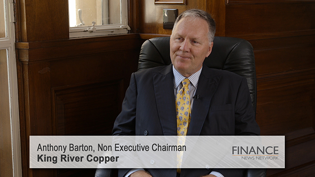 King River Copper (ASX:KRC) - vanadium and titanium explorer