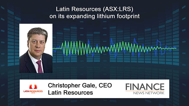 Latin Resources (ASX:LRS) on its expanding lithium footprint