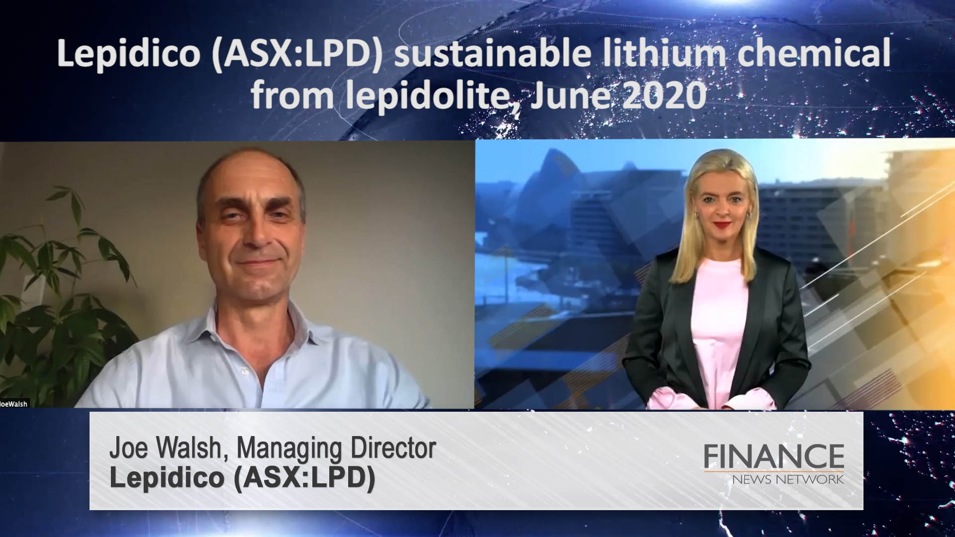 Lepidico (ASX:LPD) sustainable lithium chemical from lepidolite