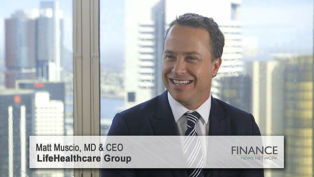 LifeHealthcare Group (ASX:LHC) talks 1H17 results, new technologies and outlook