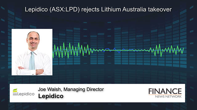Lepidico (ASX:LPD) rejects Lithium Australia takeover