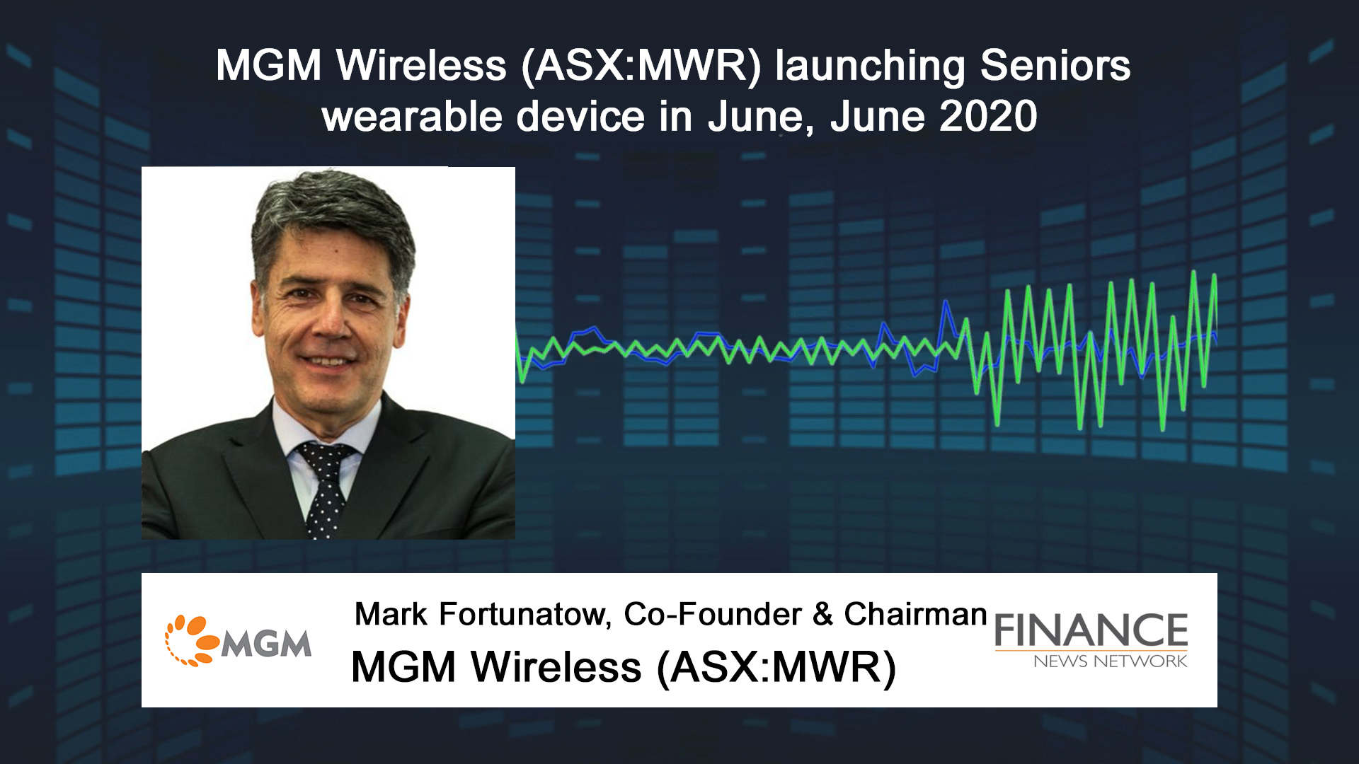 MGM Wireless (ASX:MWR) launching Seniors wearable device in June