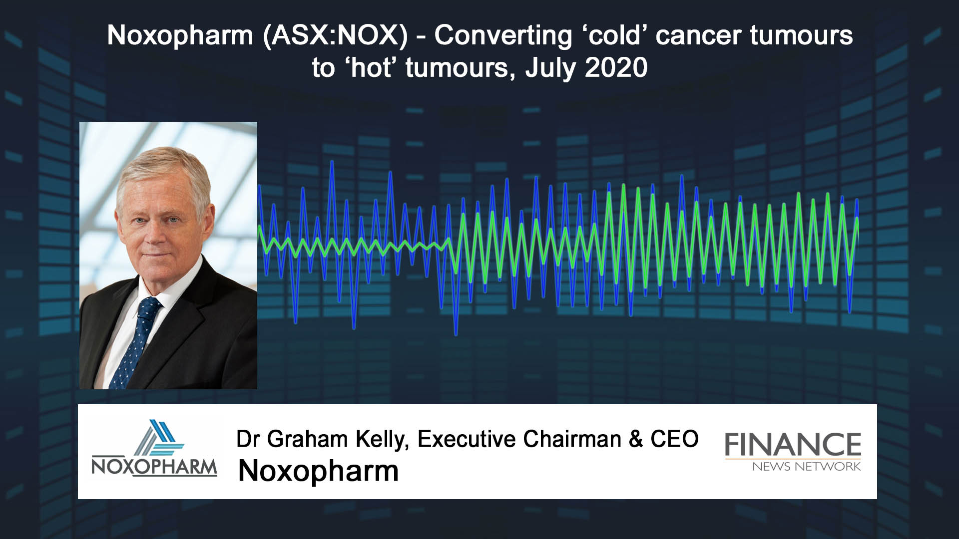 """Noxopharm (ASX:NOX) - Converting """"cold"""" cancer tumours to """"hot"""" tumours"""
