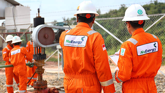 NuEnergy Gas (ASX:NGY) talks Indonesian coal seam gas projects