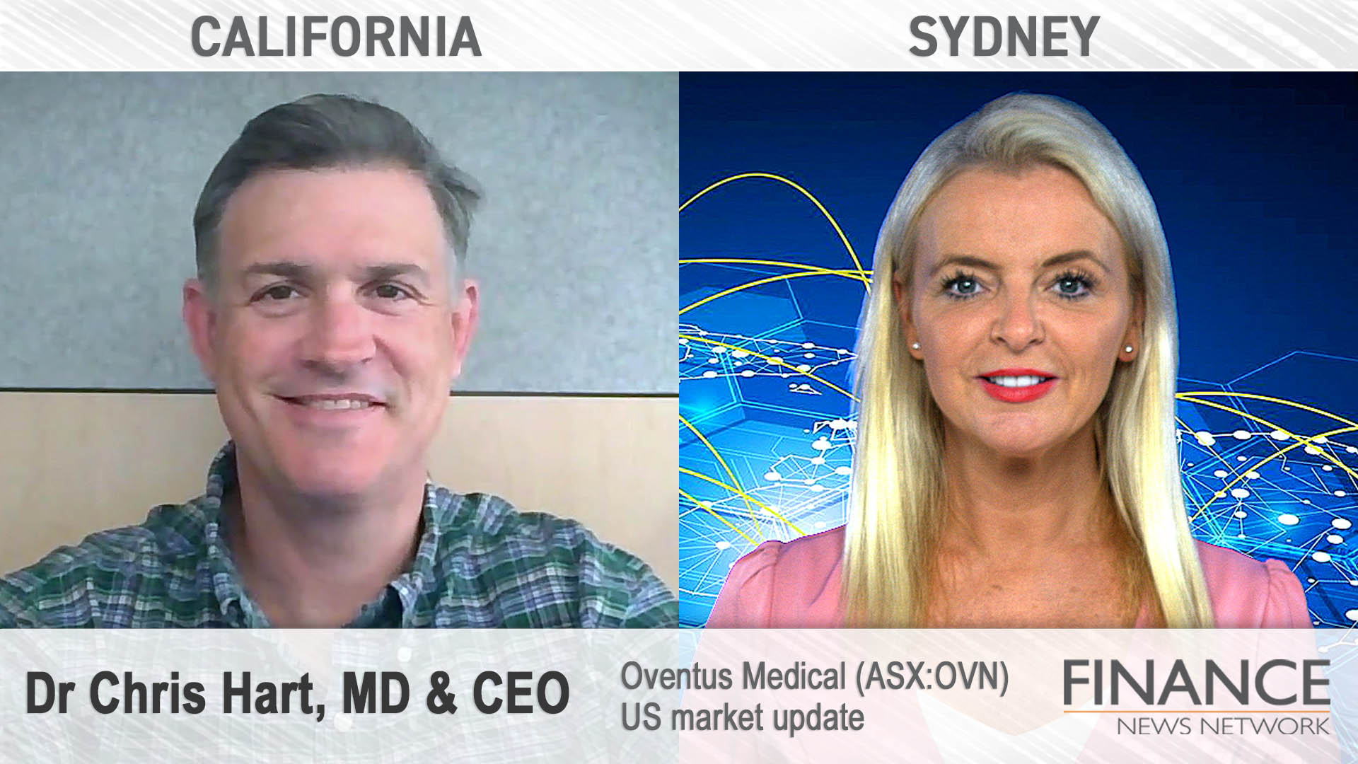 Oventus Medical (ASX:OVN) US market update