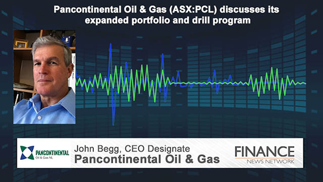 Pancontinental Oil & Gas (ASX:PCL) discusses its expanded portfolio and drill program