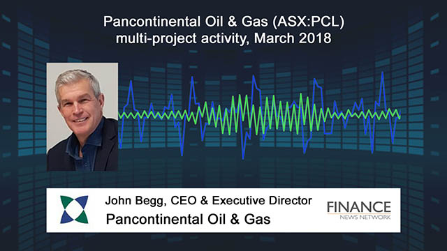 Pancontinental's multi project activity, March 2018