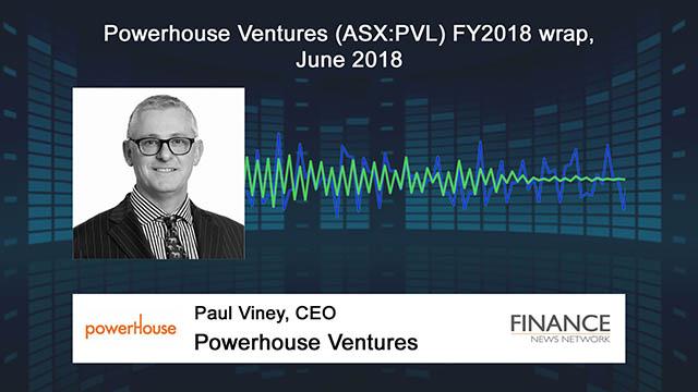 Powerhouse Ventures (ASX:PVL) FY2018 wrap