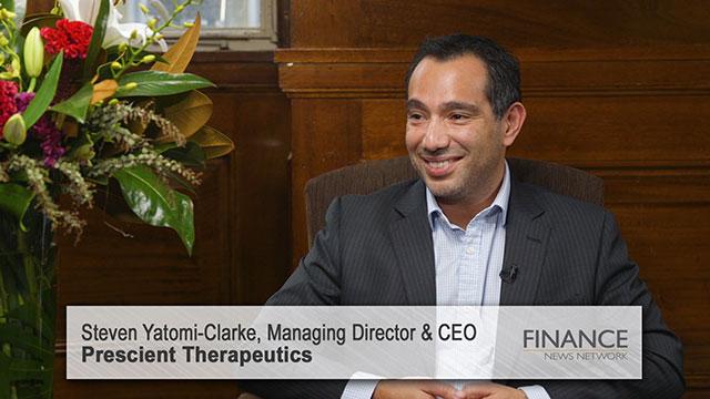 Prescient Therapeutics (ASX:PTX) precision oncology medicine