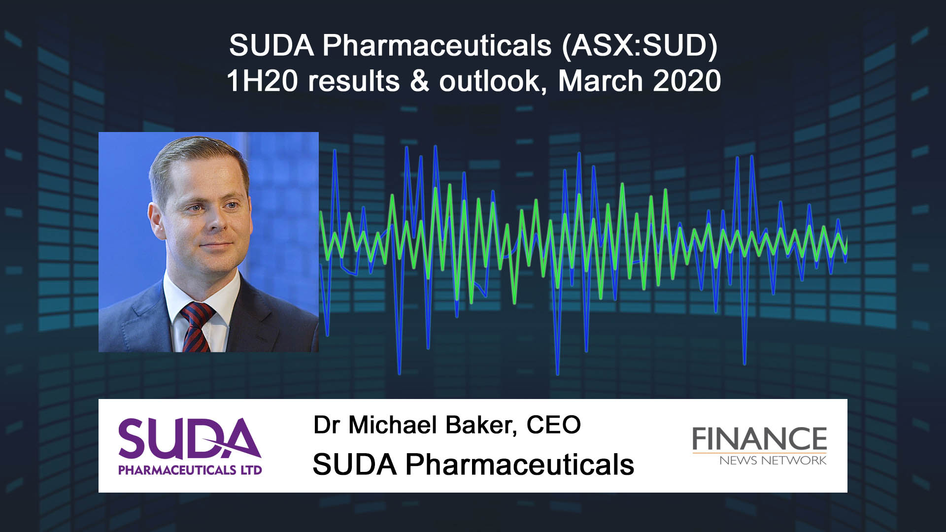 SUDA Pharmaceuticals (ASX:SUD) 1H20 results & outlook