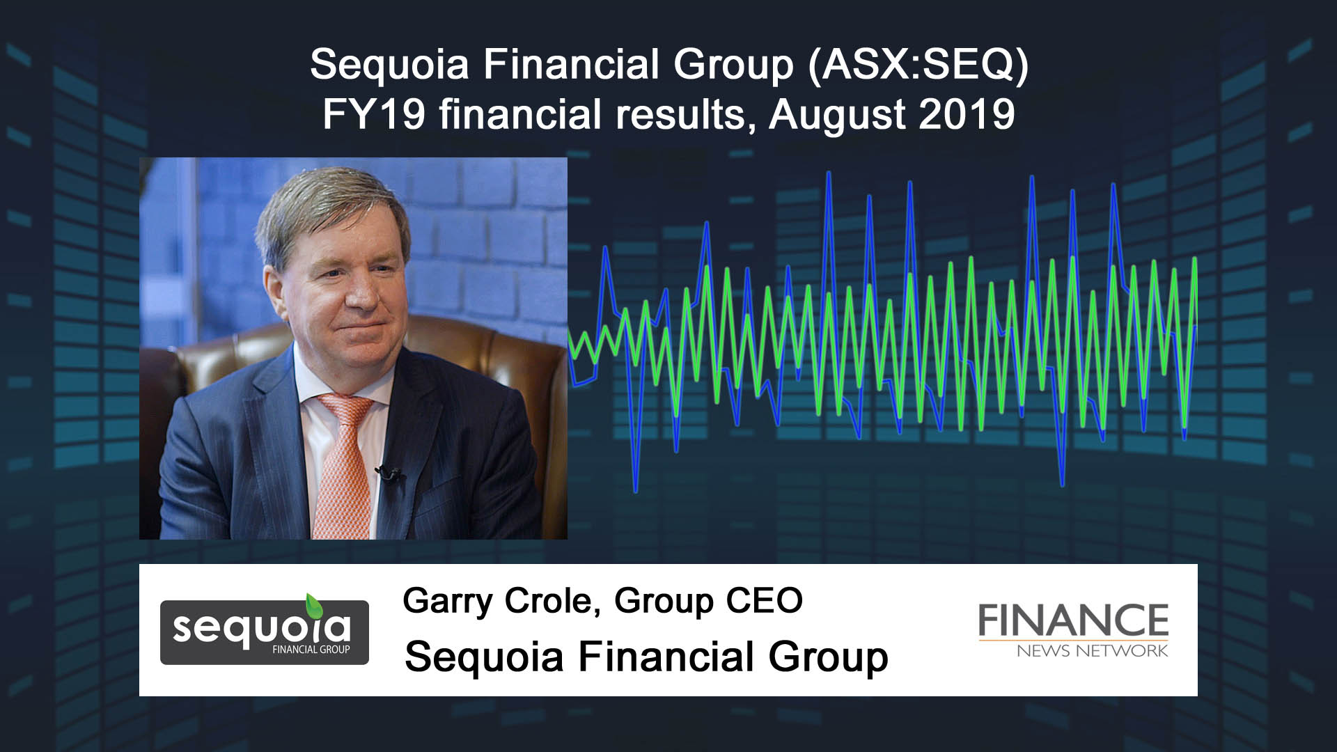 Sequoia Financial Group (ASX:SEQ) FY19 financial results