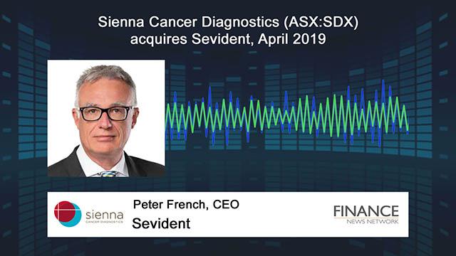 Sienna Cancer Diagnostics (ASX:SDX) acquires Sevident
