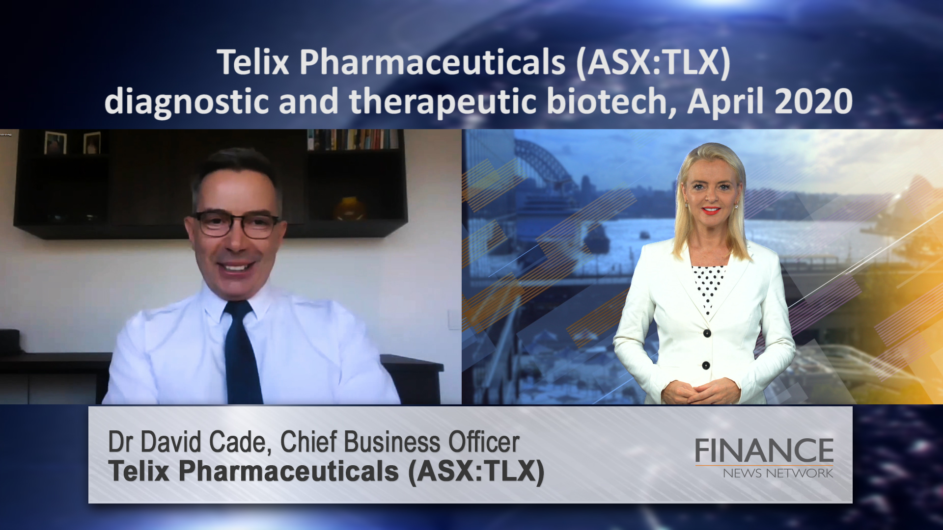 Telix Pharmaceuticals (ASX:TLX) diagnostic and therapeutic biotech