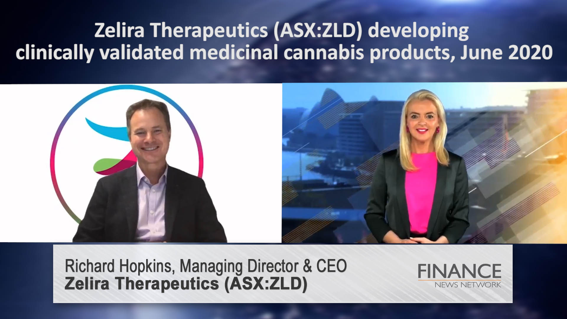 Zelira Therapeutics (ASX:ZLD) developing clinically validated medicinal cannabis products