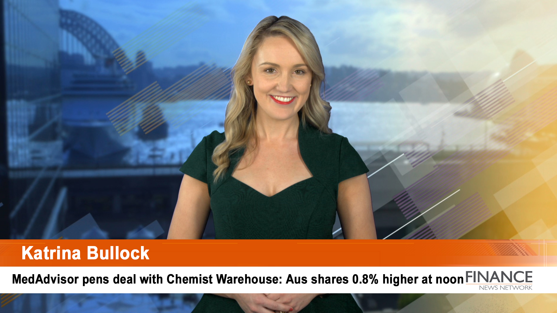 MedAdvisor (ASX:MDR) pens deal with Chemist Warehouse: Aus shares 0.8% higher at noon