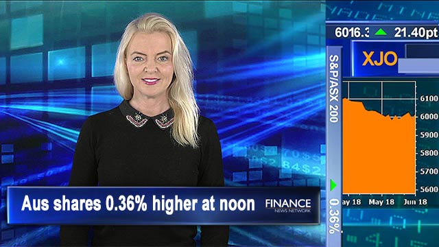 GDP growth beats expectations: ASX rises 0.36 per cent