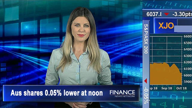 M&A takeover talk boost sentiment: Aus shares flat at noon