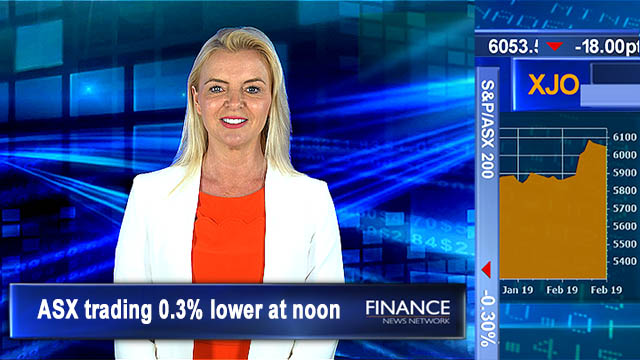 Incitec Pivot shares fall after QLD floods: ASX trading 0.3% lower at noon