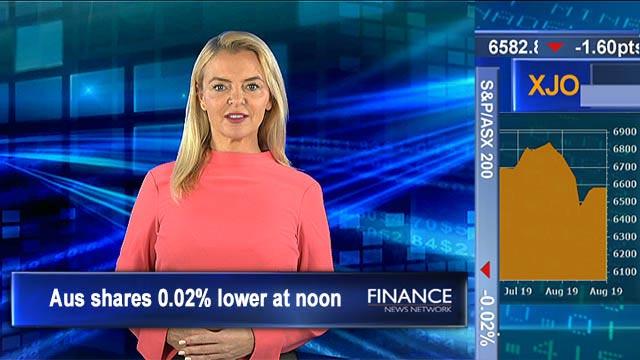 JB Hi-Fi shares surge as profit jumps: ASX flat at noon