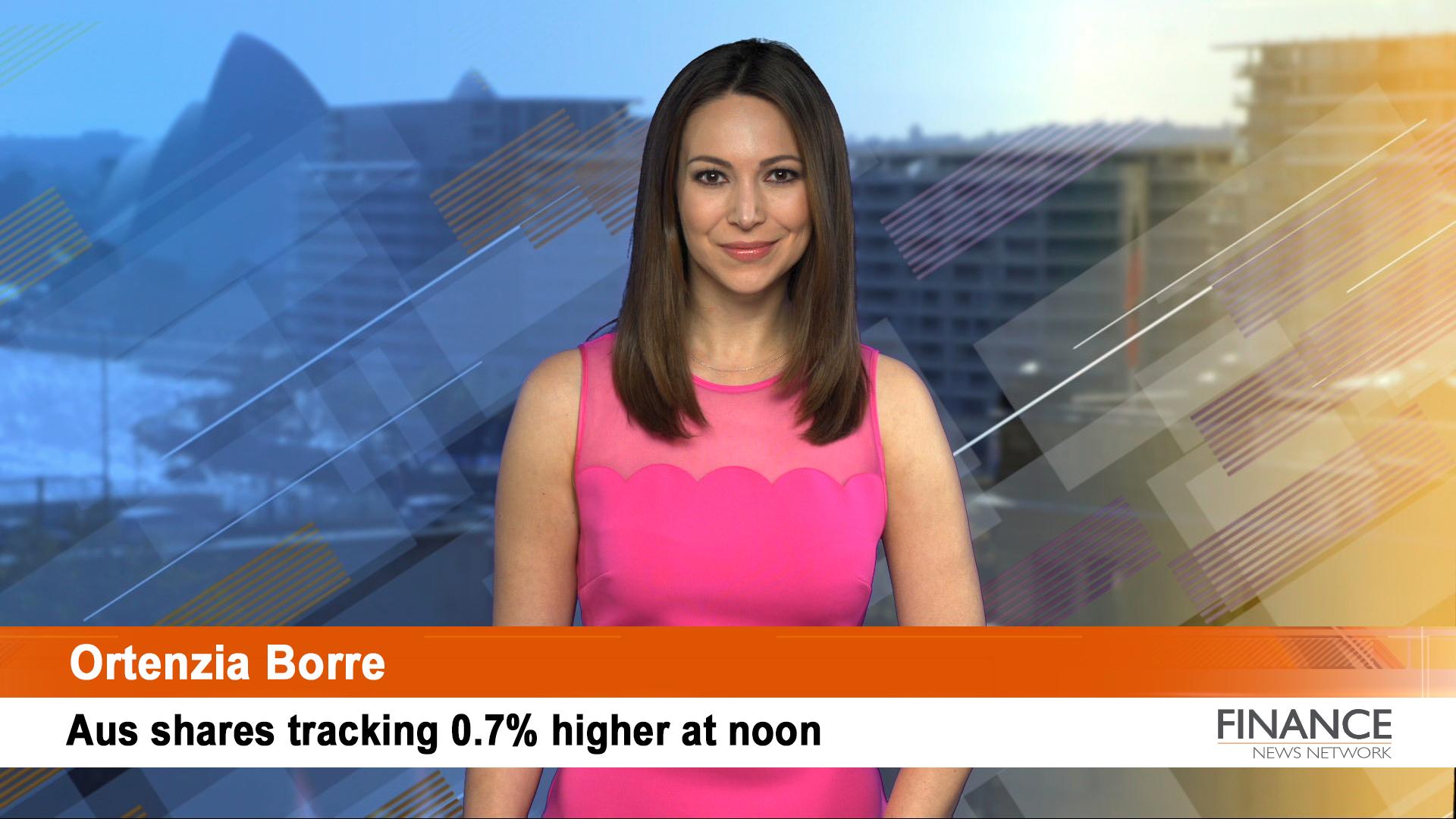 Wisr (ASX:WZR) responds to ASX: Aus shares 0.7% higher at noon