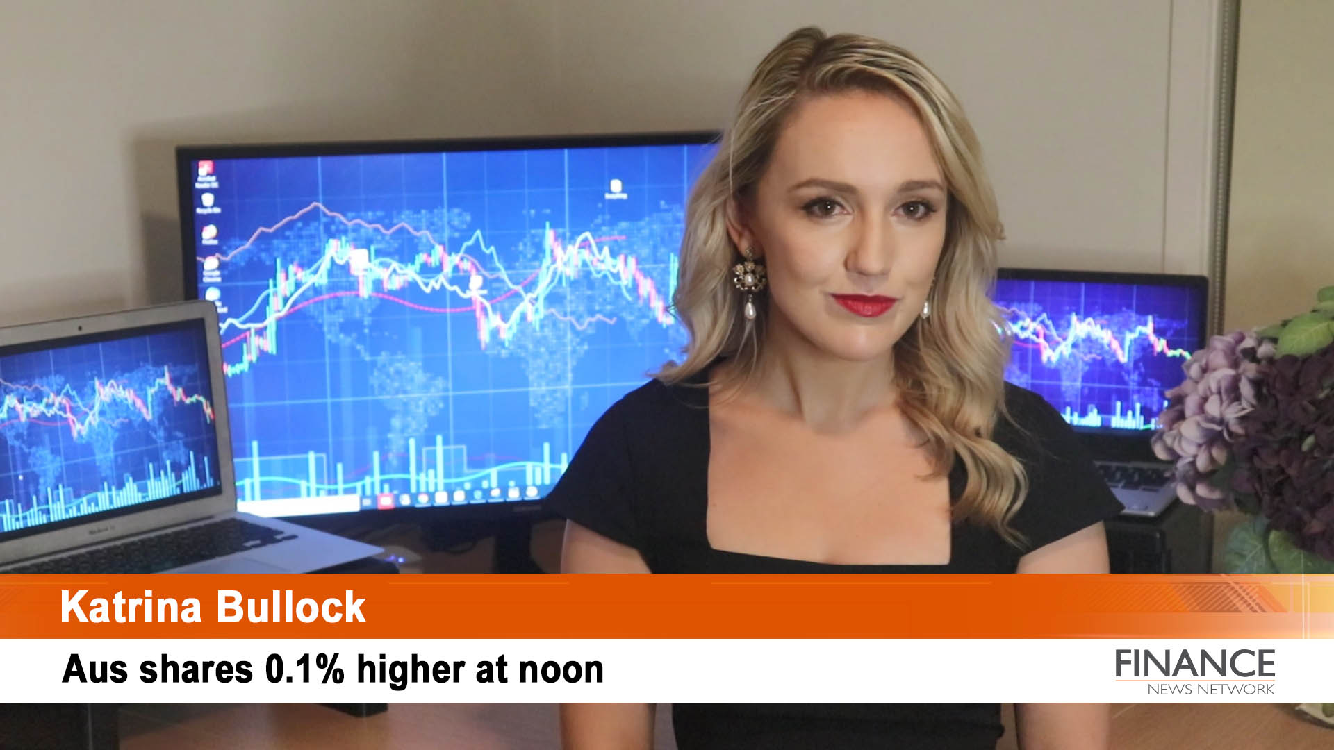 Strong start stunted by trade data: Aus shares 0.1% higher at noon