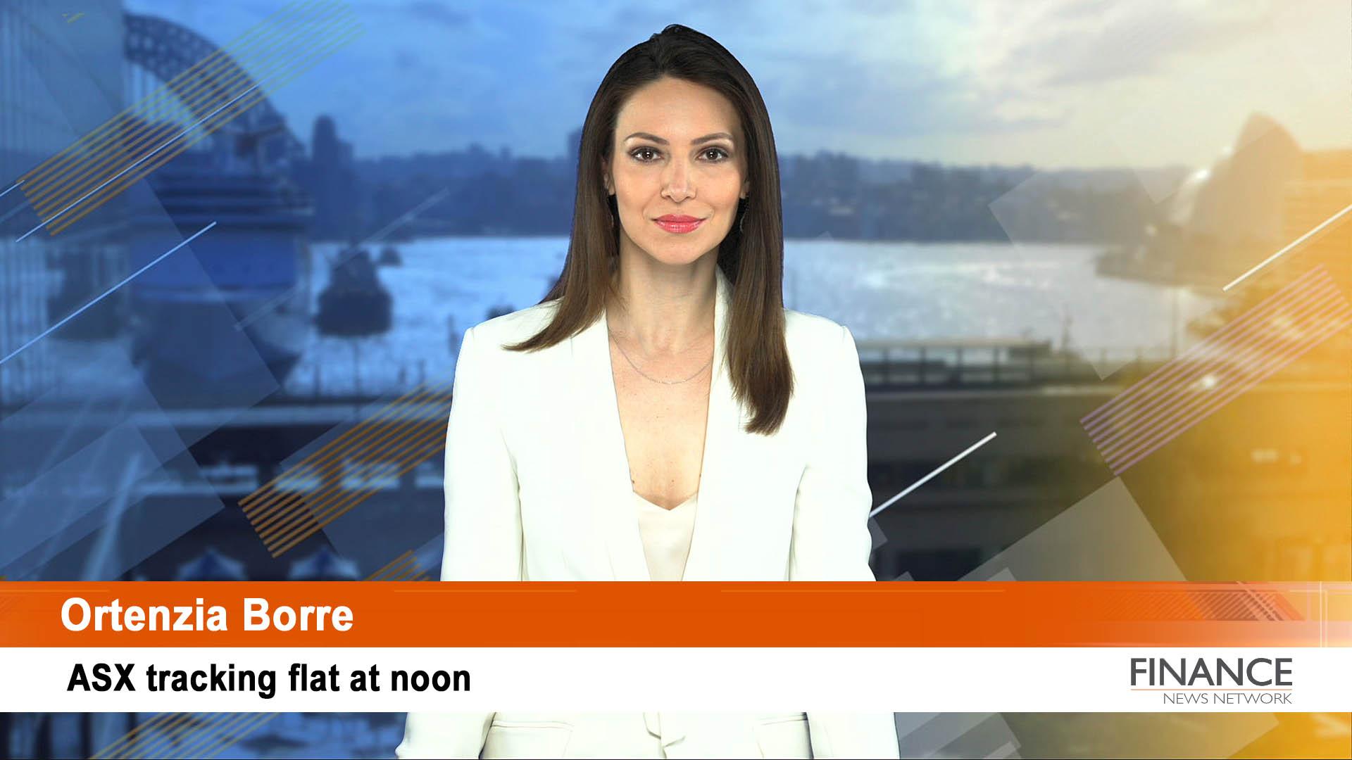 Qantas (ASX:QAN) teams up with Afterpay (ASX:APT): Aus shares flat at noon