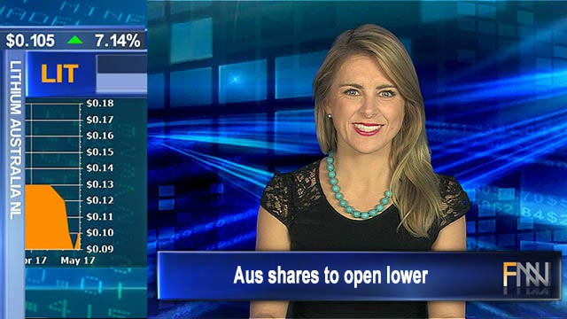 Retail tanks Wall St closes lower: Aus shares to open lower