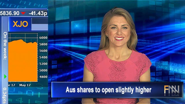 Retail pain on Wall Street: Aus shares to open slightly higher