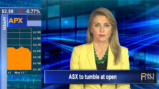 Worst Wall Street close for 2017: ASX to tumble at open