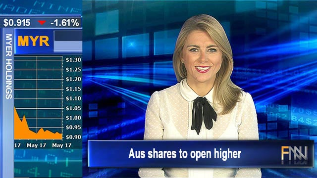 Record close for S&P 500: Aus shares to open higher