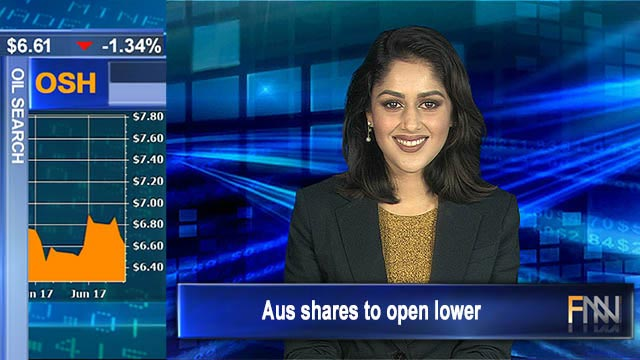 US Treasury yields rise: Aus shares to open lower