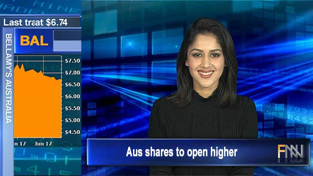 Stellar US jobs report : Aus shares to open higher