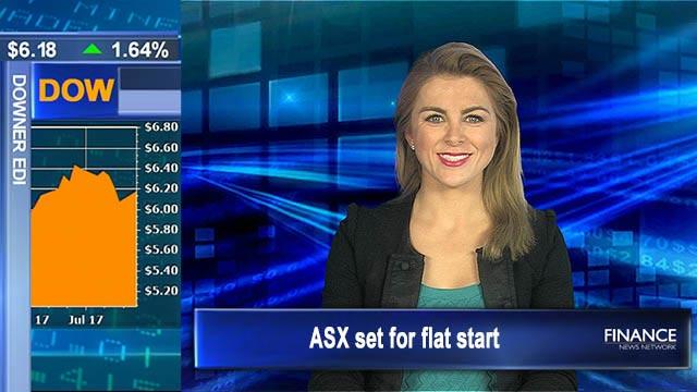 Nasdaq rises: ASX set for flat start