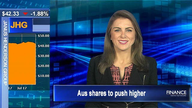 Earnings drives records on Wall St: Aus shares to push higher
