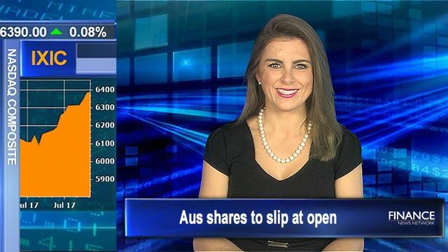 Nasdaq posts 10-day win: Aus shares to slip at open