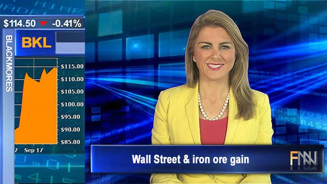 Wall Street & iron ore gain: Aus shares rally to continue