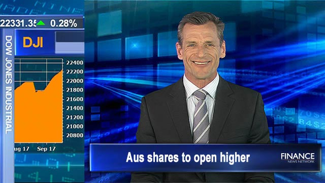 Dow's record run continues: Aus shares to open higher