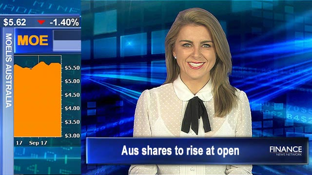 Wall Street higher, Fed kicks off mtg: Aus shares to rise at open