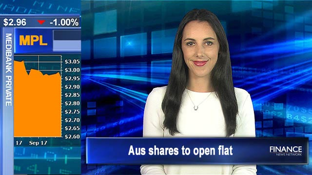 End to QE in sight: Aus shares to open flat