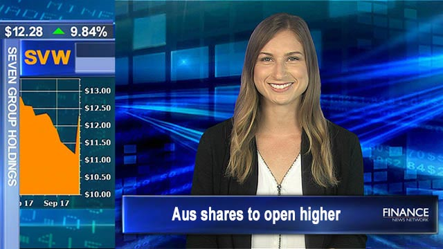 Futures are up: Aus shares to open higher