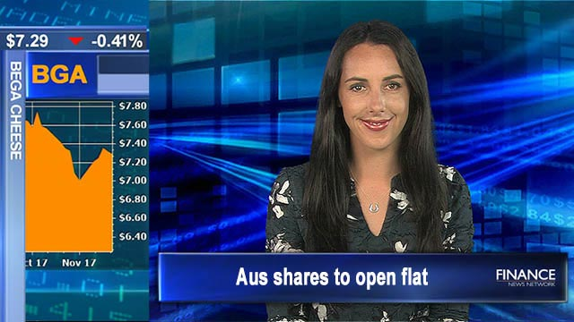 Lukewarm US leads: Aus shares to open flat