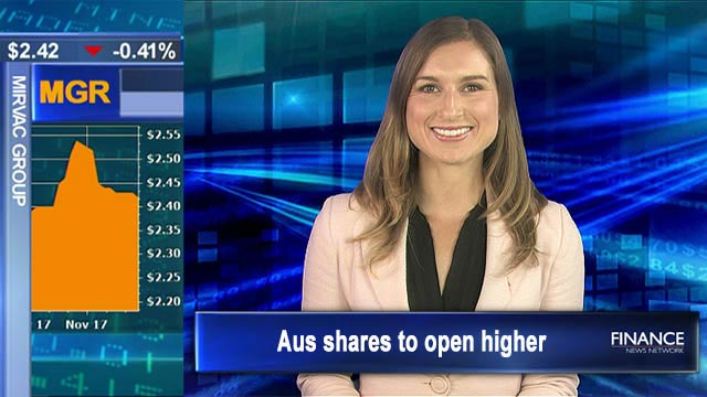 Record highs: Aus shares to open higher