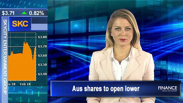 Wall Street plummets: Aus shares to lose over 100 pts