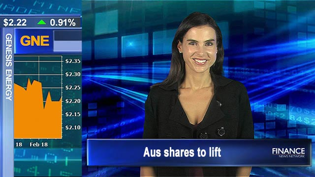 US stocks up for third day: Aus shares to lift