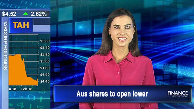 Dow and S&P500 up, Nasdaq down: Aus shares to open slightly lower