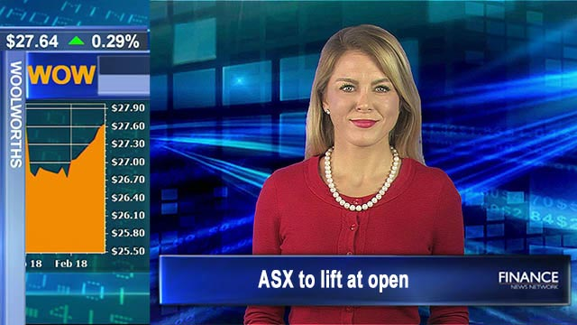 Mixed US leads, commodities rise: ASX to lift at open