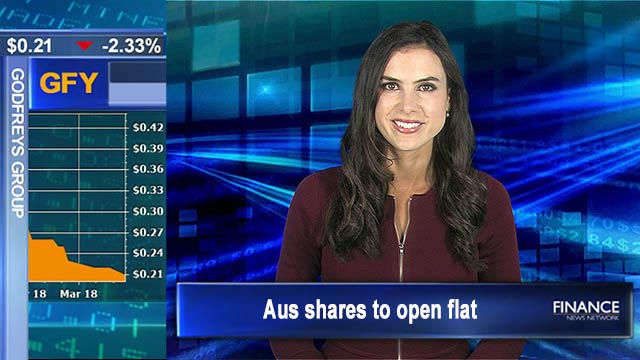 Wall Street rally reverses in late trade: Aus shares to open flat